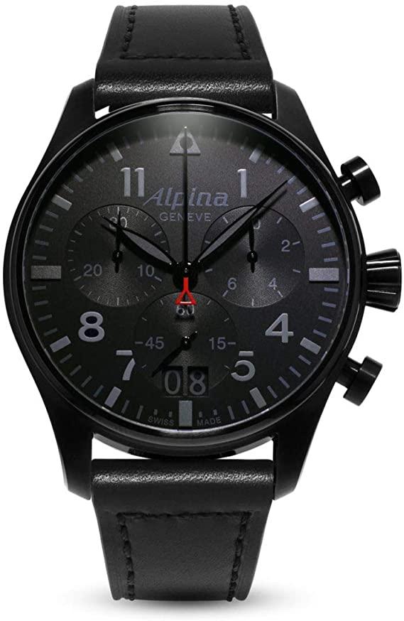 Muški sat sa kožnom narukvicom