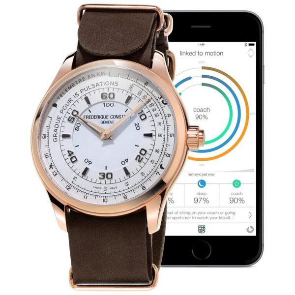 Smartwatch sat Frederique Constant