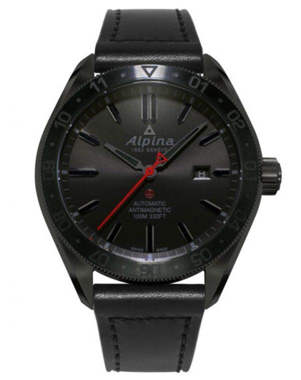 Alpiner 4 Black Dial