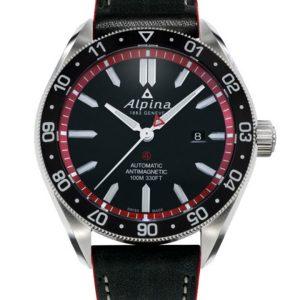Alpiner 4 Automatic Black Dial