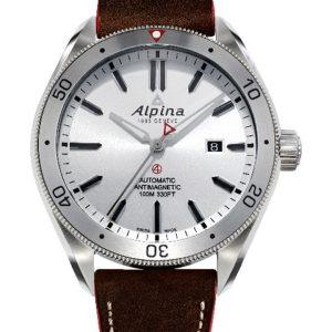 Alpiner 4 Automatic Silver