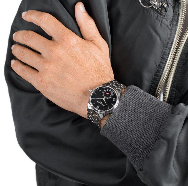 Smartwatch horological muški sat Frederique Constant