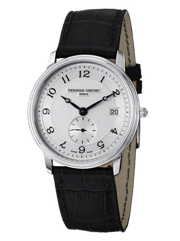 Klasičan sat sa kožnom narukvicom