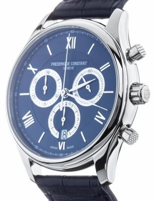 Tamno plavi muški sat