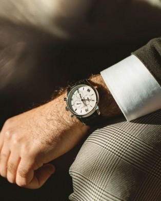 Frederique Constant Chronograph