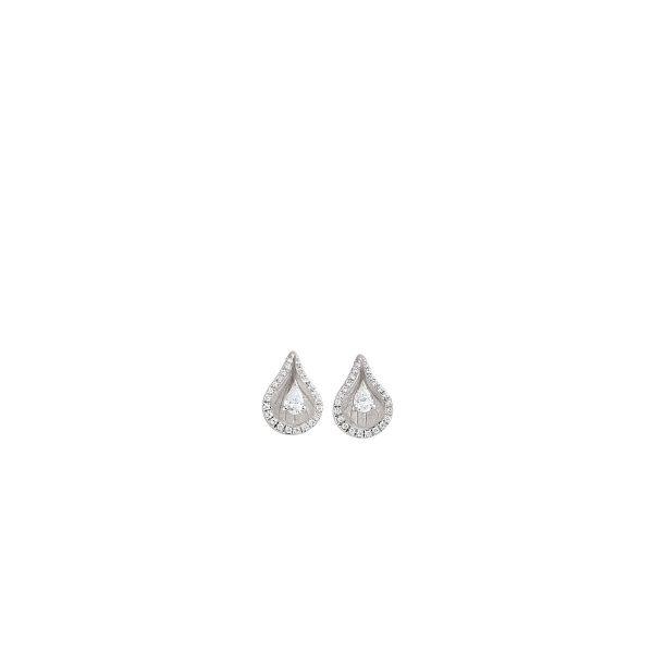 Minđuše sa dijamantima