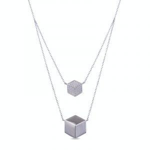 ogrlica sa pločicama