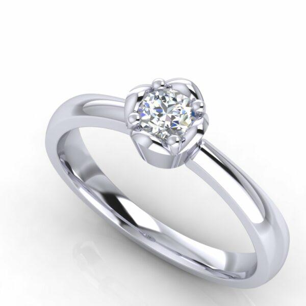 Prsten sa brilijantom