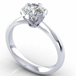 Verenički prsten sa dijamantom