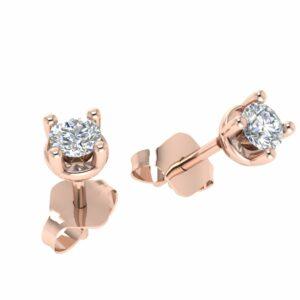 Vanvremenske dijamantske minđuše