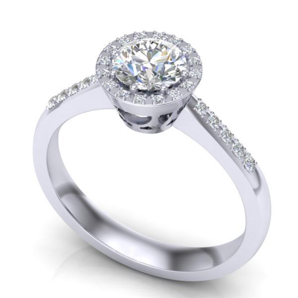 Glamurozan verenički prsten