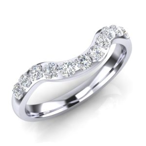 Stilizovana prsten burma