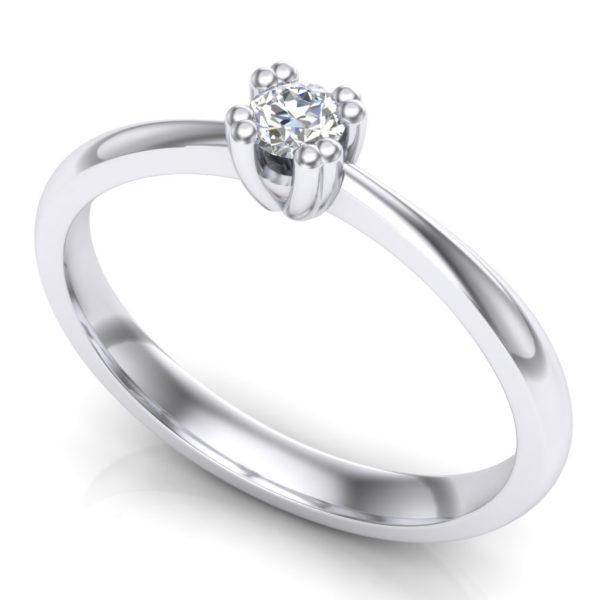 Prsten klasičnog dizajna