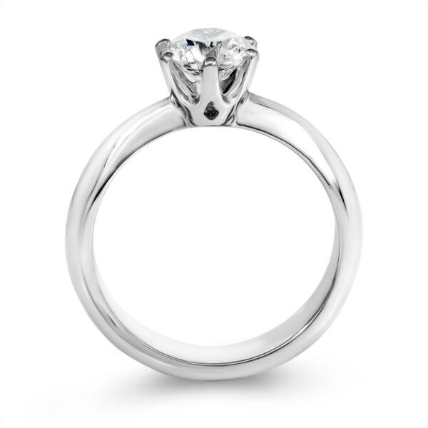 Prsten sa jednim brilijantom