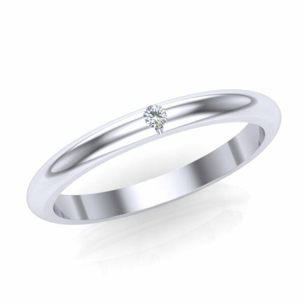 Nežna prsten burma