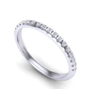 Prsten/burma sa brilijantima