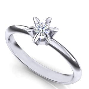 Nežan verenički prsten
