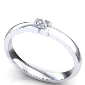 Diskretan verenički prsten