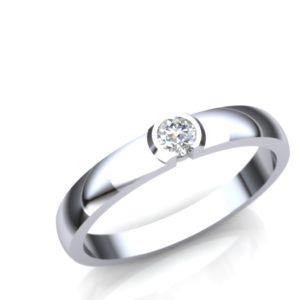 Moderan verenički prsten