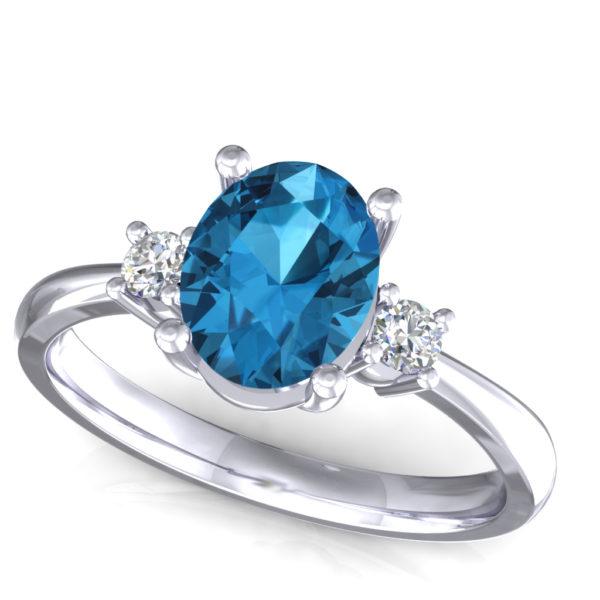 Elegantan prsten od zlata