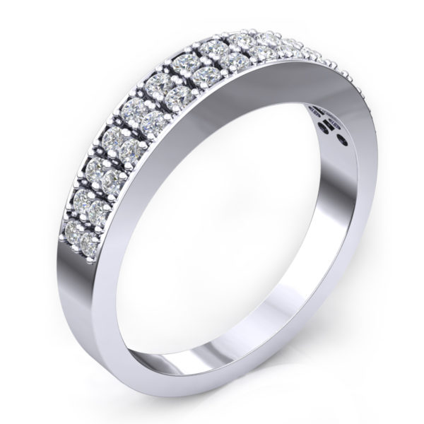 Moderan prsten sa brilijantima