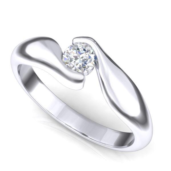 Moderno dizajniran prsten