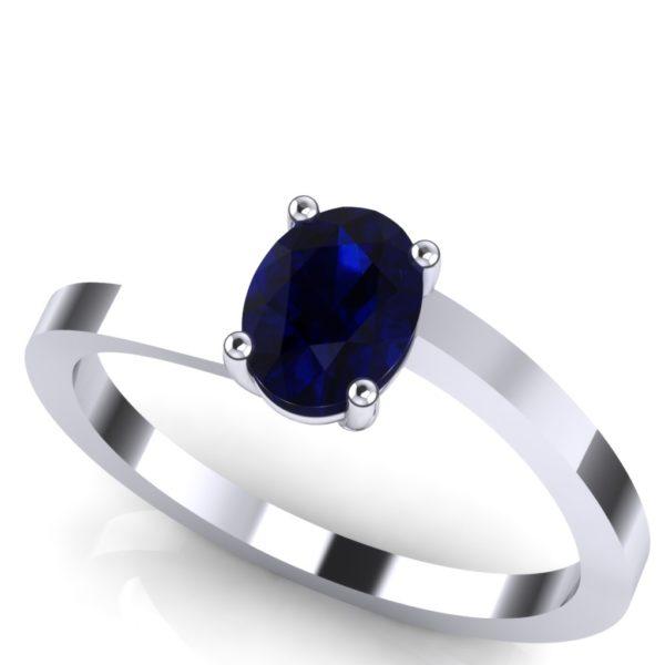 Prsten sa safirom