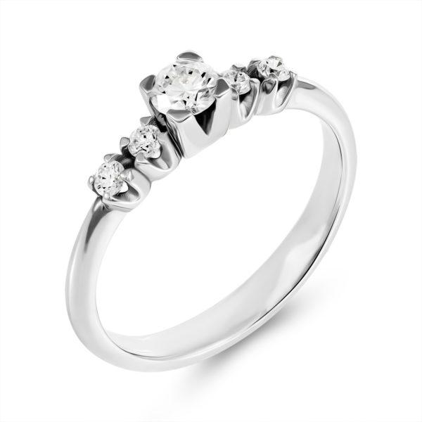 Verenički prsten sa dijamantima
