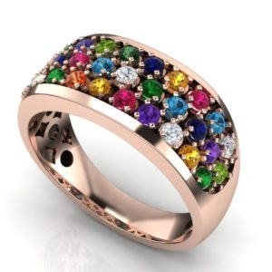 Prsten iz kolekcije Tutti Frutti