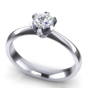 Klasičan verenički prsten