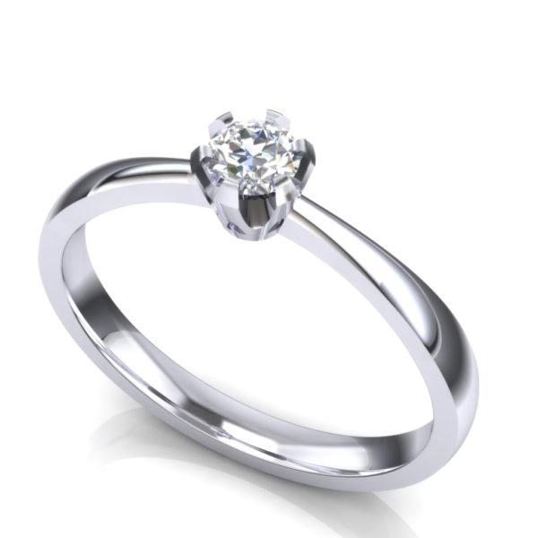 Jednostavan verenički prsten