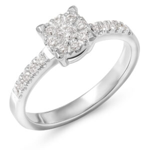 Upečatljiv verenički prsten