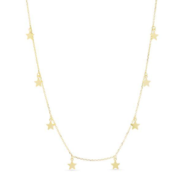 Ogrlica sa zvezdicama