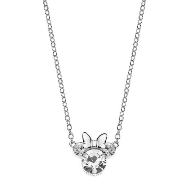 Srebrna ogrlica Minnie