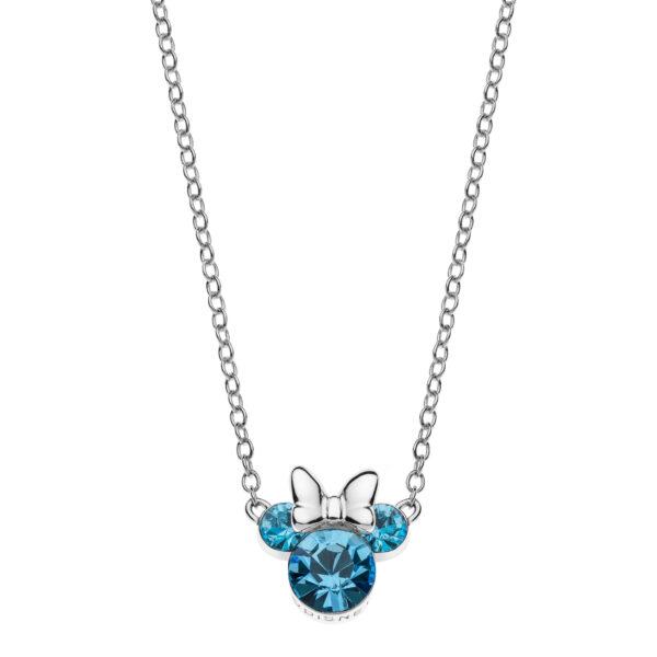 Diskretna ogrlica od srebra