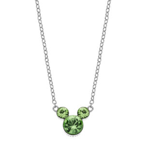 Ogrlica srebrna Minnie