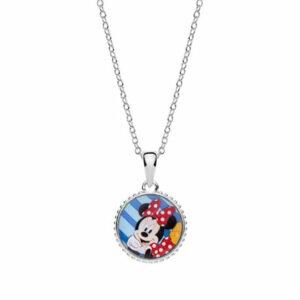 Minnie Mouse ogrlica od srebra