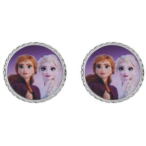 Minđuše Anna i Elsa