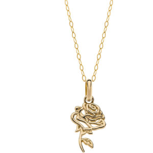 Disney ogrlica ruža